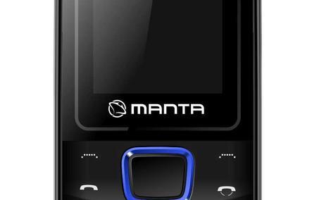 Manta Vintage - Telefon Komórkowy Sprzed Lat