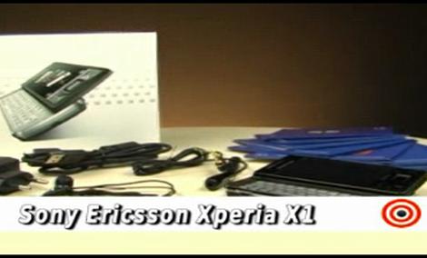 Sony Ericsson Xperia X1 [TEST]