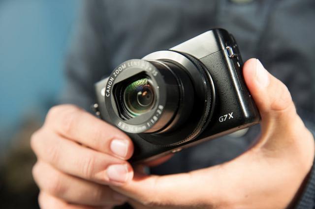 Test Canon PowerShot G7 X