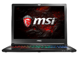 MSI GS63VR 6RF STEALTH PRO