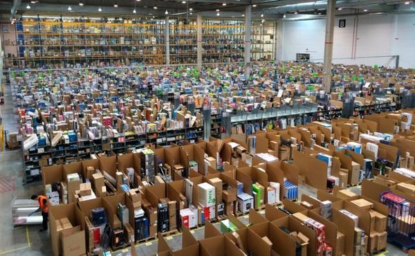 Amazon okradziony przez Polaków