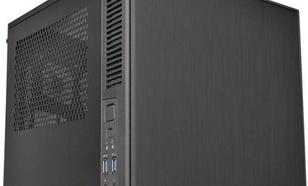 Thermaltake Suppressor F1 MiniITX USB3.0 (200mm) Window, czarna