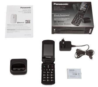 Panasonic KX-TU329 (czarny)