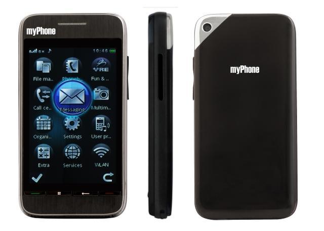 myPhone 8890 SENSE – dotykowy smartfon z linii Lenovo