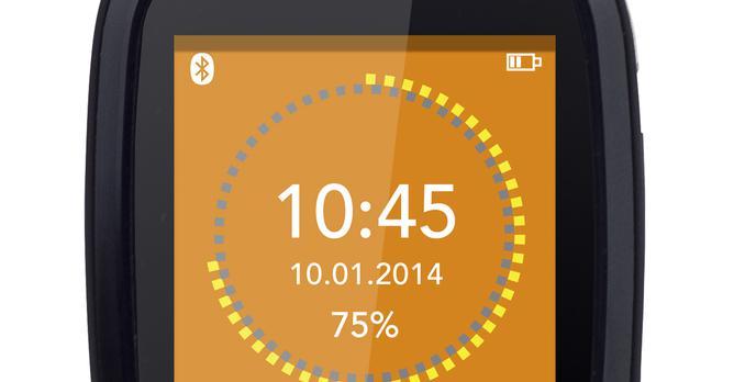 MyKronoz ZeSplash - Wodoodporny Smartwatch Dla Aktywnych