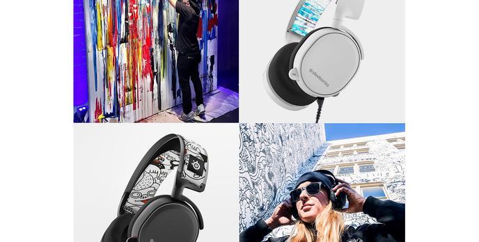 SteelSeries Arctis – Designerskie Słuchawki Dla Graczy