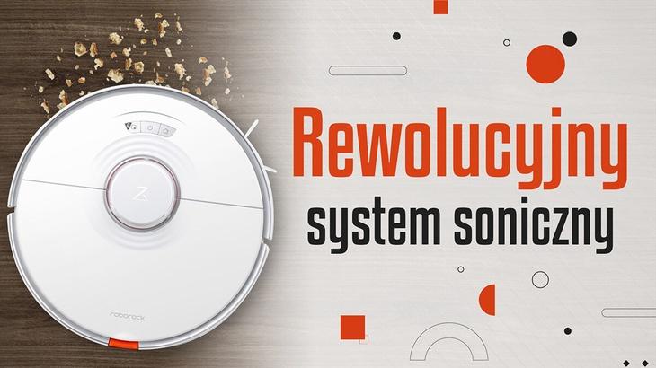 Roborock S7 - Co potrafi robot sprzątający z systemem sonicznym?