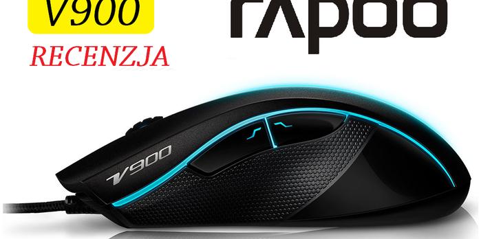 Rapoo V900 - Rewelacyjna Myszka Dla Graczy