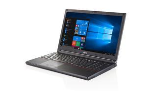"Fujitsu Lifebook E557 15,6"" Intel Core i3-7100U - 8GB RAM - 256GB -"