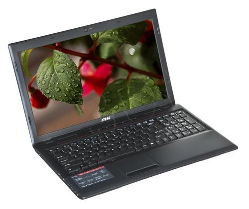 """MSI GP60 2PE (Leopard) 824XPL i5-4210 8GB 15,6"""" HD 500GB GT840M (2GB) BSY"""