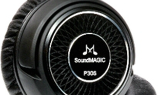 SoundMagic P30S Black