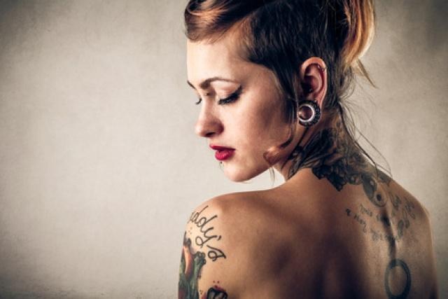 Innowacyjny Krem, Który Usuwa Tatuaże