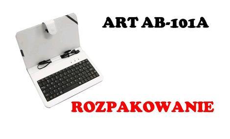 Etui do tabletu ART AB-101A [ROZPAKOWANIE]
