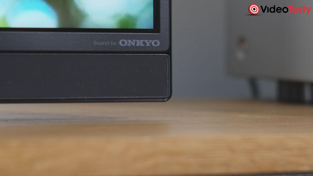 TOSHIBA 55U7863DG głośniki zrobiła firma Onkyo