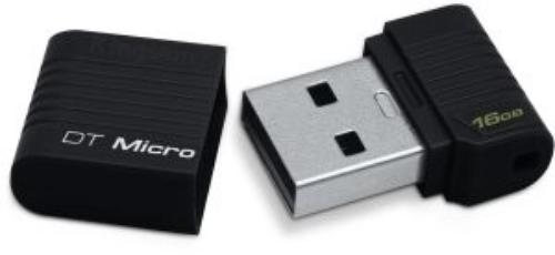 Kingston Data Traveler Micro 16GB USB2.0 Black