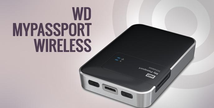 WD My Passport Wireless - Test Dysku Zewnętrznego z Wi-Fi