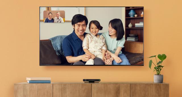 Portal TV od Facebooka przypomina Kinecta