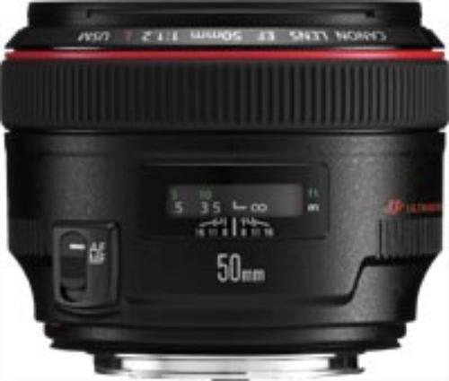 Canon EF 50MM 1.2L USM 1257B005