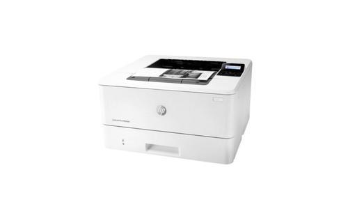HP M404DN (W1A53A) na białym tle