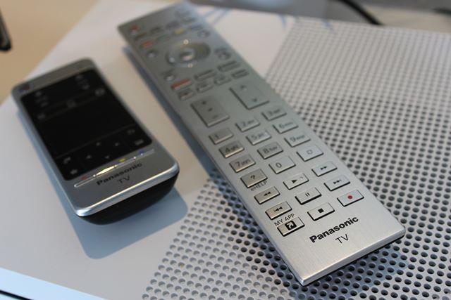 Panasonic TX65-EZ1000 Piloty