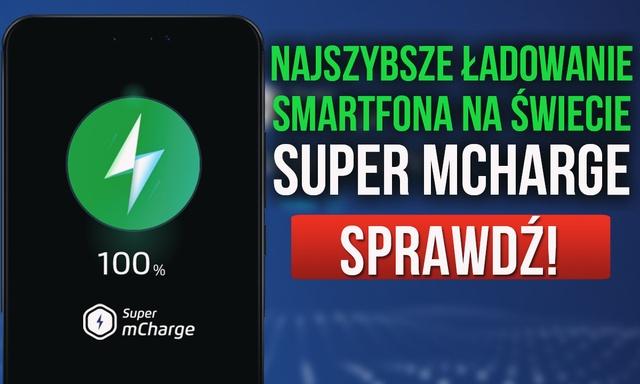 Najszybsze Ładowanie Smartfona Na Świecie - Super mCharge!