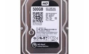 Western Digital Black WD5003AZEX 500GB 64MB SATA6Gb7200rpm