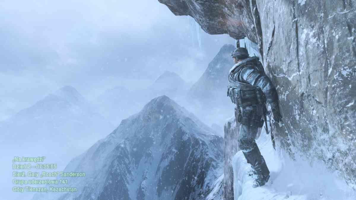 Call of Duty Modern Warfare 2 Campaign Remastered - Inne tłumaczenie gry