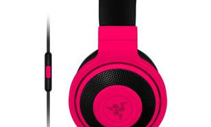 Razer Kraken Mobile Neon Red Headset