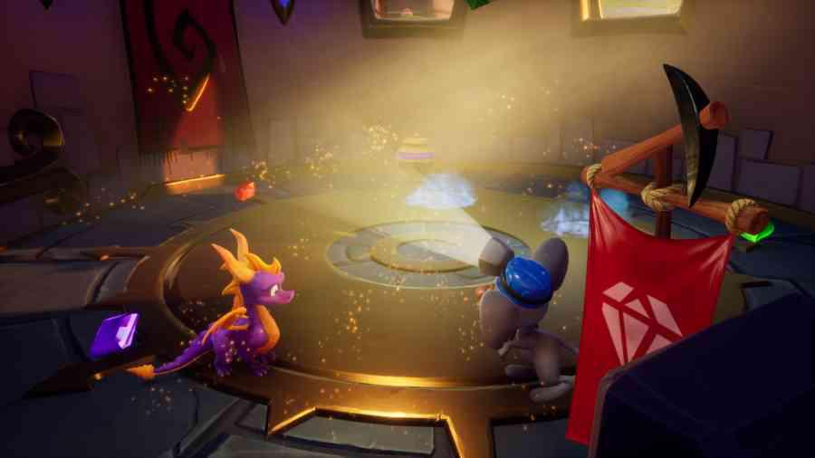 Spyro Reignited Trilogy - Piękna nagroda