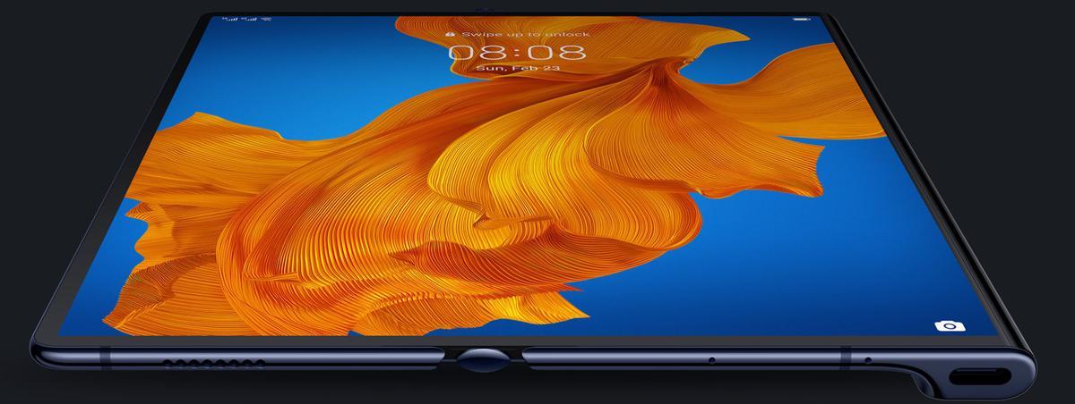 Huawei Mate Xs otrzyma ulepszony zawias i nowy procesor