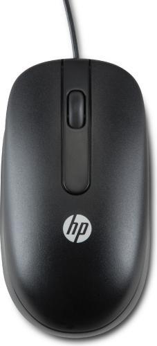 HP Optyczna USB-Scroll Czarna (QY777AT)