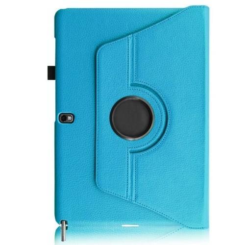 "WEL.COM Etui obrotowe 360° Galaxy Note Pro 12.2"" P900/P901 niebieskie"