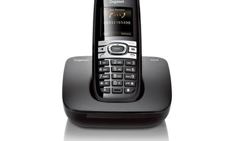 Siemens C610 - coś więcej niż zwykły telefon stacjonarny