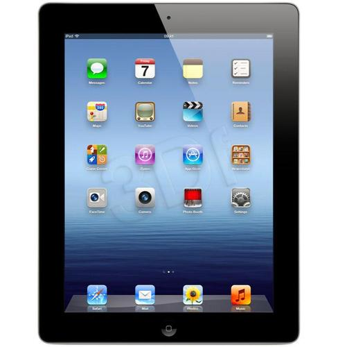 iPad 4 (with Retina display) 64GB WiFi+4G BLACK PL