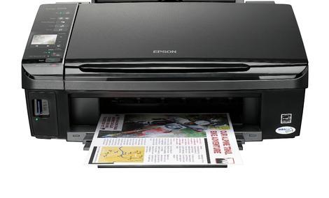 EPSON STYLUS SX425W - wydajna i niewielka drukarka