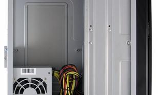 """LC-Power OBUDOWA CASE-1410MI MINI ITX 1X 5,25"""" 1X 3,5"""" HD-AUDIO ZASILACZ LC200SFX 200W CZARNA"""