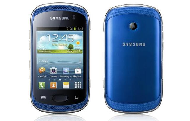 Samsung Galaxy Music GT-S6010 [TEST]