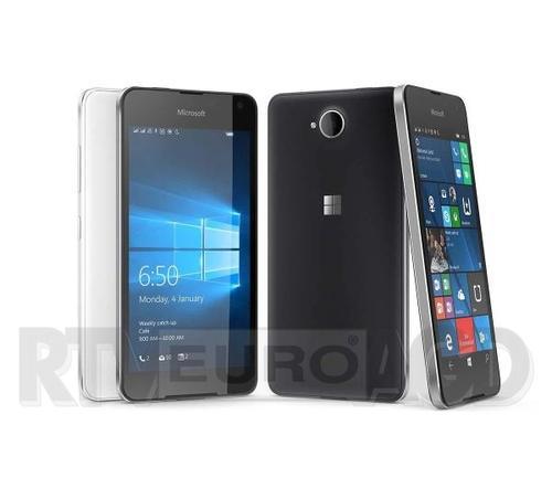 Microsoft Lumia 650 (czarny)