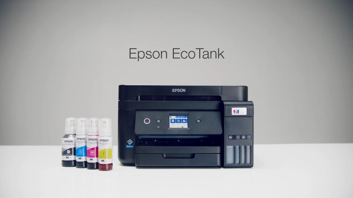 Drukuj taniej z Epson Eco Tank