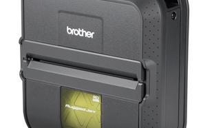 Brother RJ 4030 - urządzenie idealne do drukowania paragonów lub wizytówek