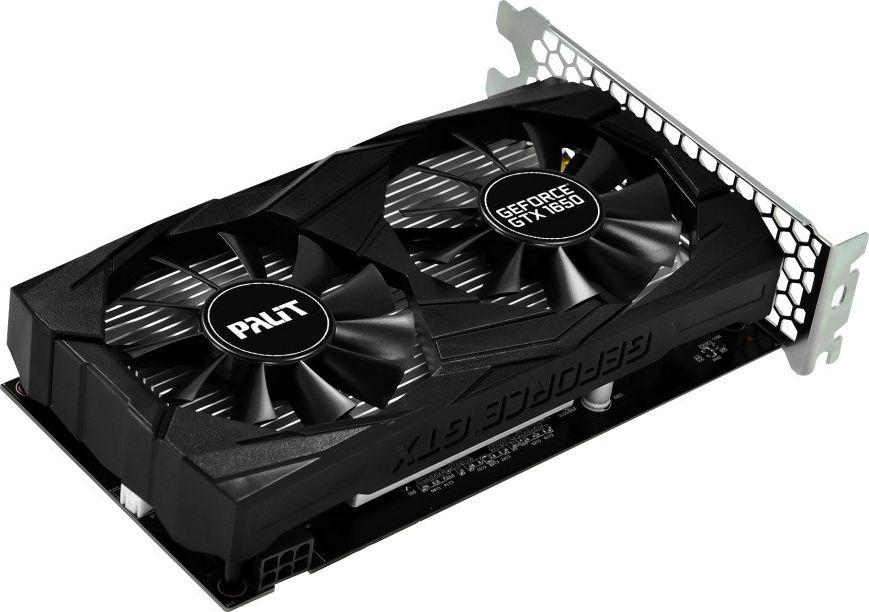 Palit GeForce GTX 1650 DUAL OC 4G GDDR5 (NE51650T1BG1-1171D)