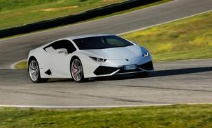 Lamborghini Huracán - supersamochód z superkomputerem