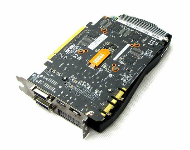 Asus GTX 760 DirectCU II Drect Power fot4