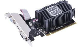 Inno3D GeForce CUDA GT 730 Silent 1GB DDR3 902/1600 LowProfile (HDMI DVI VGA)