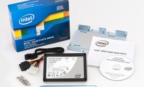 Intel wprowadza na rynek serię budżetowych dysków Intel SSD 330