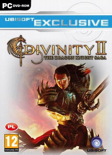 UEX BLUE Divinity II: The Dragon Knight Saga