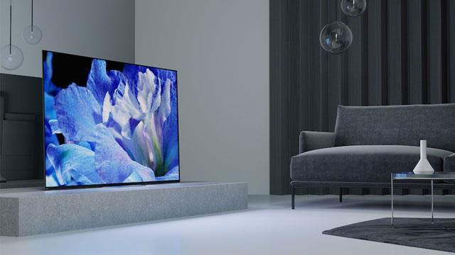 dobrej jakości telewizor Sony Bravia OLED KD-55AF8
