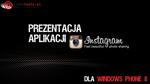 Instagram beta dla Windows Phone 8