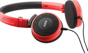 AKG Y30 czerwone