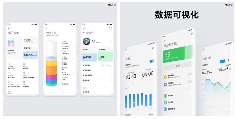 MIUI 12 odświeża interfejs smartonów Xiaomi.